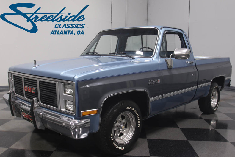 For Sale: 1986 GMC C10