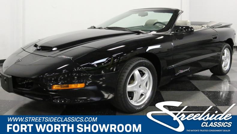 For Sale: 1995 Pontiac Firebird
