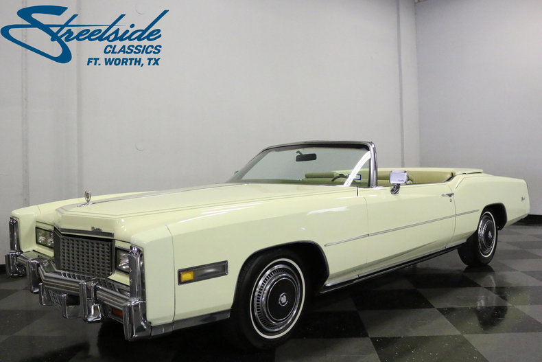 For Sale: 1976 Cadillac Eldorado