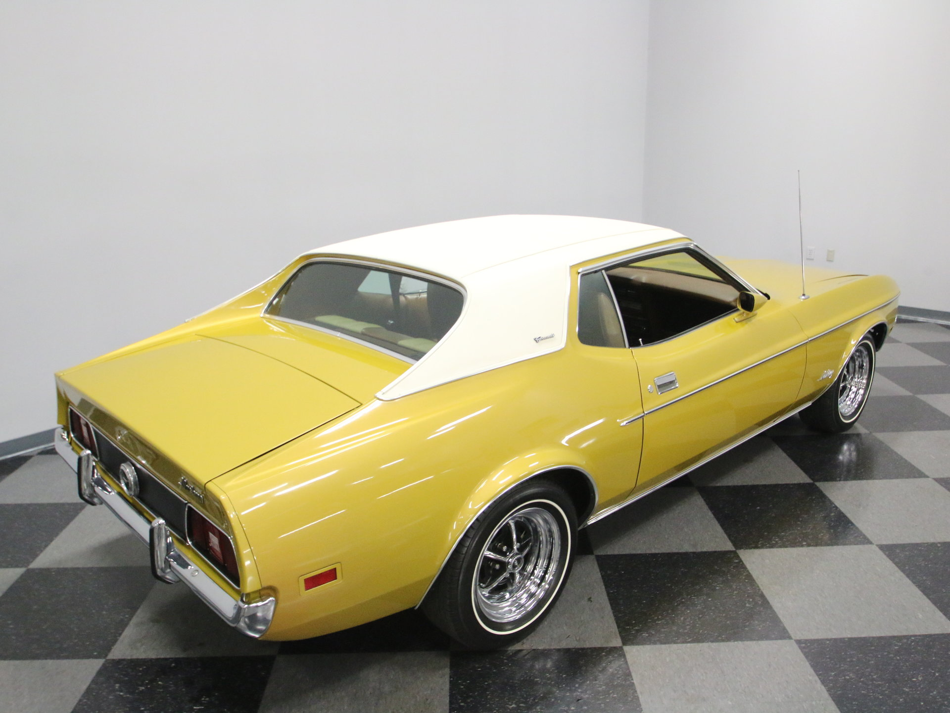 1972 Ford Mustang Streetside Classics The Nations Trusted 2002 Mach Sound System View 360