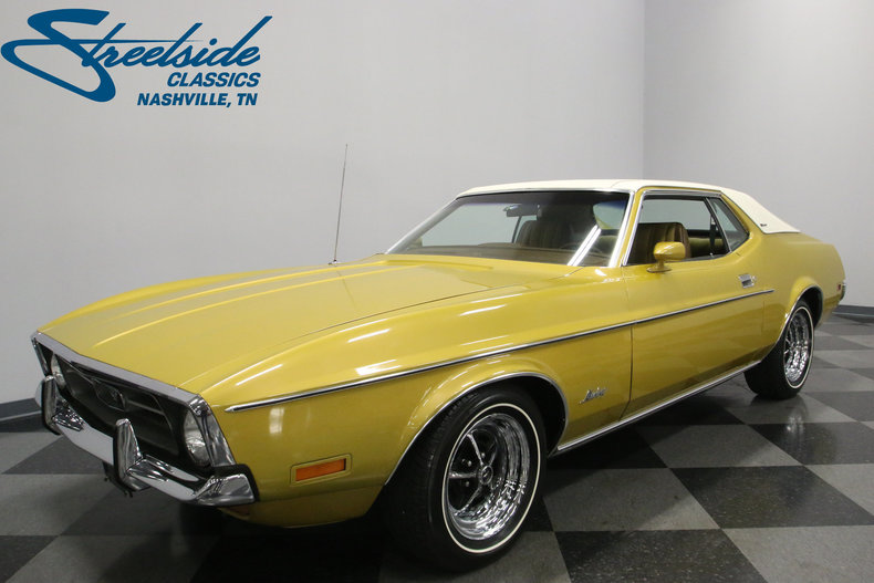 For Sale: 1972 Ford Mustang