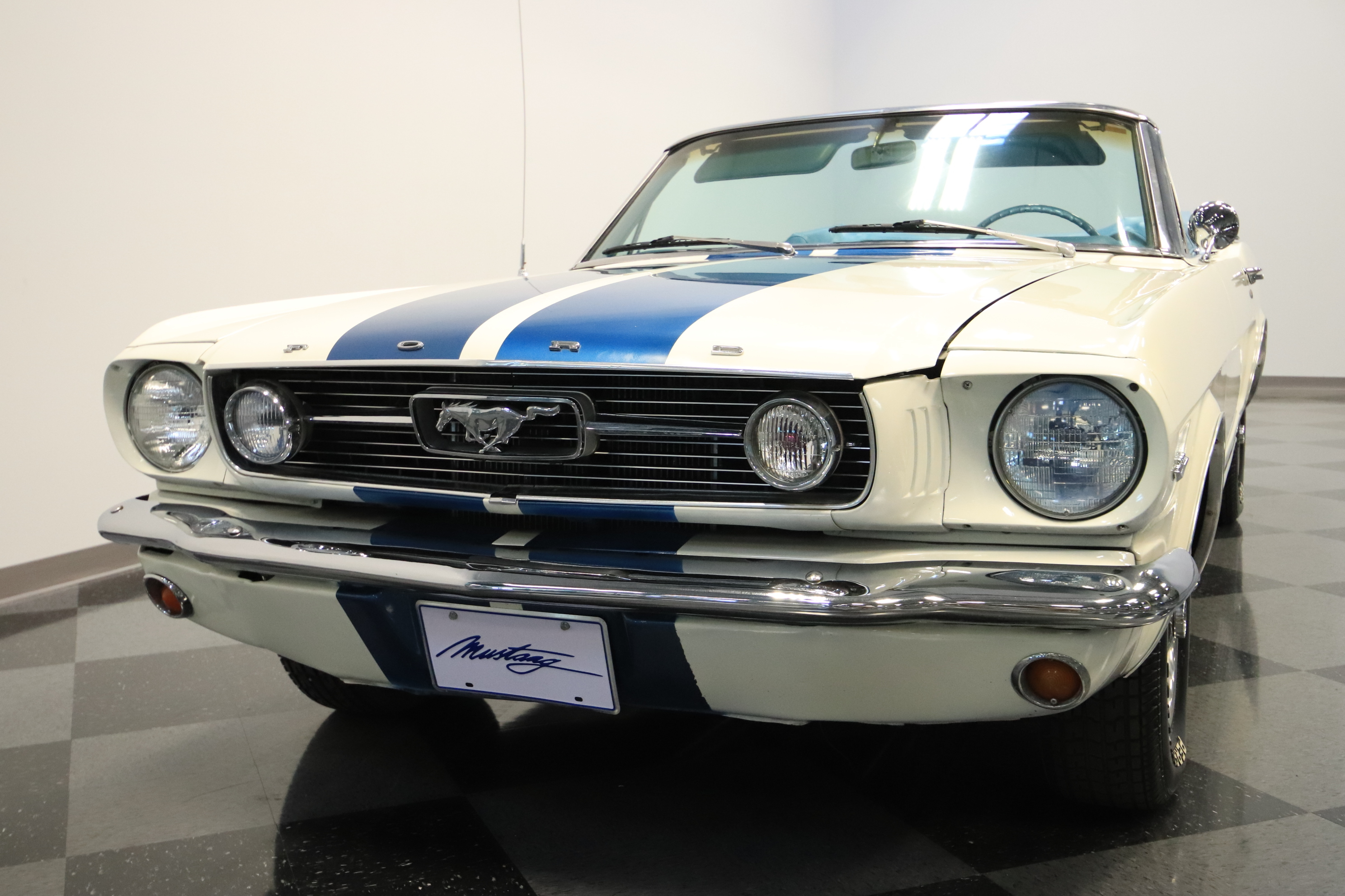 0082-PHX | 1966 Ford Mustang GT Tribute | Streetside Classics