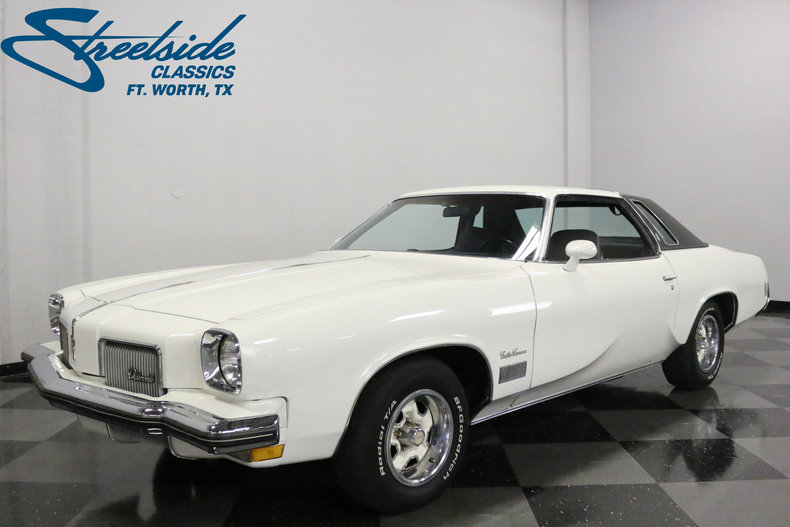 For Sale: 1973 Oldsmobile Cutlass