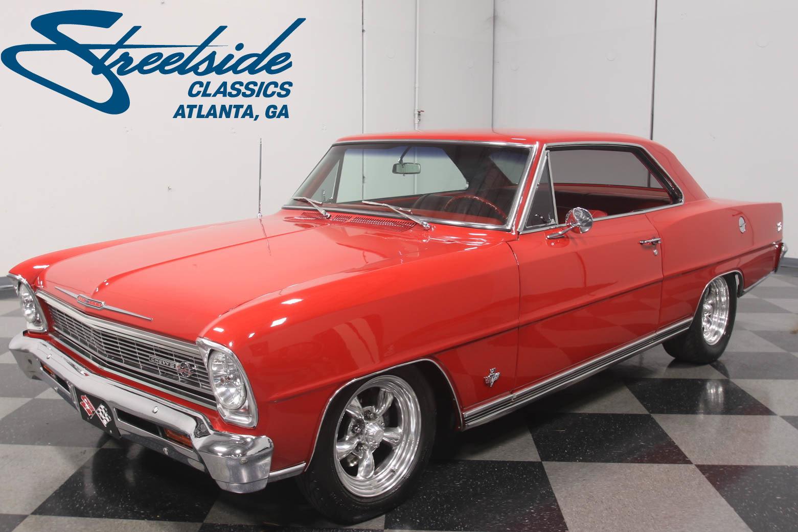 1966 Chevrolet Nova SS   eBay