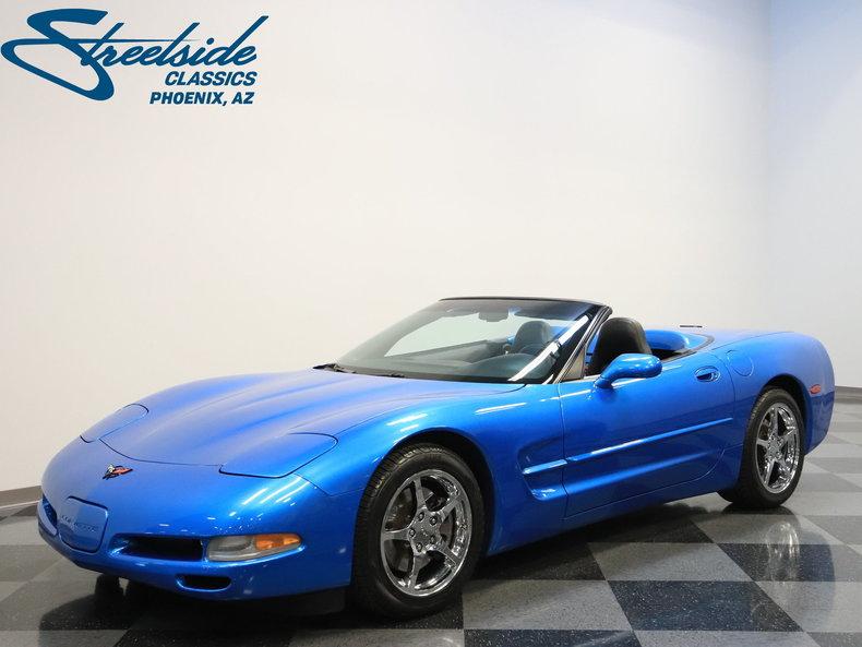1998 Chevrolet C5 Corvette