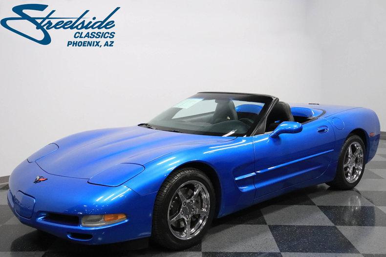 For Sale: 1998 Chevrolet Corvette
