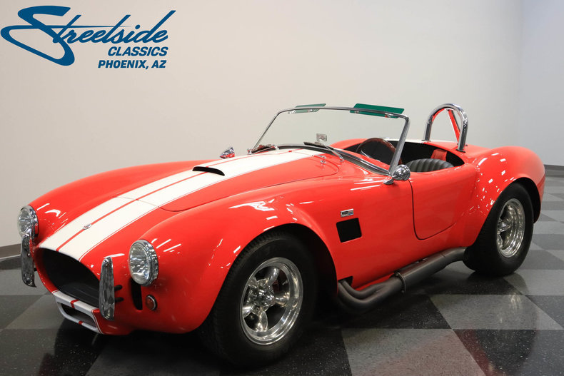 For Sale: 1996 Shelby Cobra
