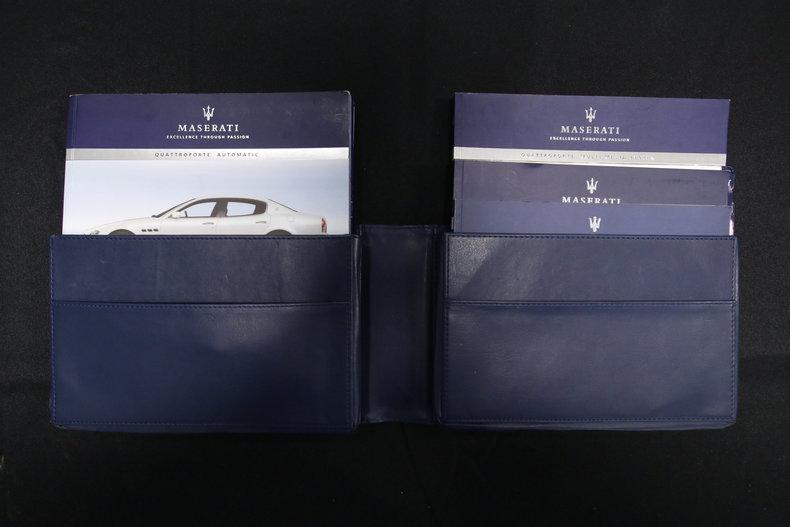 2007 Maserati Quattroporte Sport GT #56