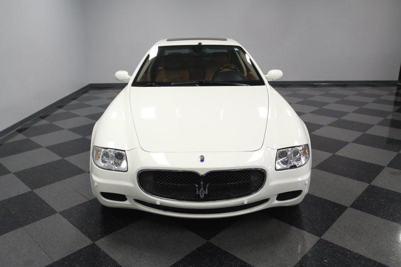 2007 Maserati Quattroporte Sport GT #5