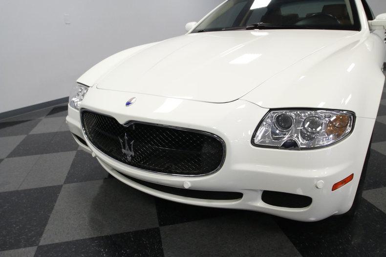2007 Maserati Quattroporte Sport GT #7