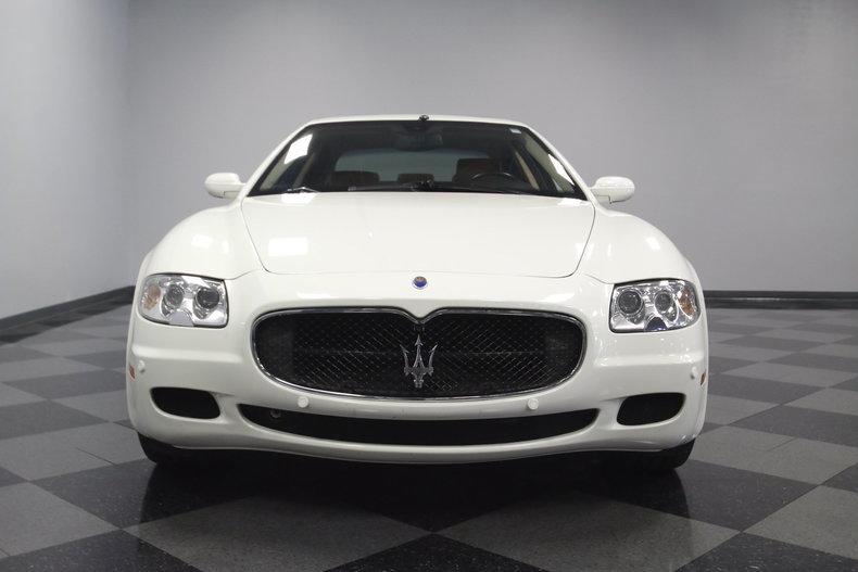 2007 Maserati Quattroporte Sport GT #4