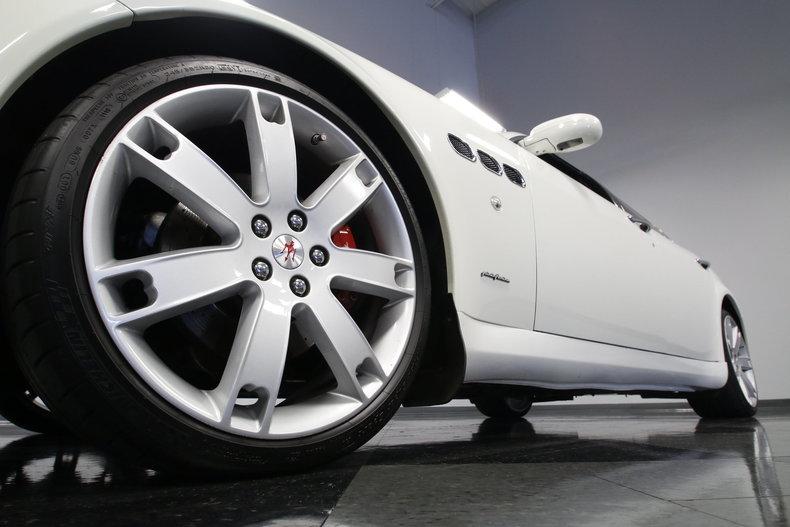2007 Maserati Quattroporte Sport GT #8