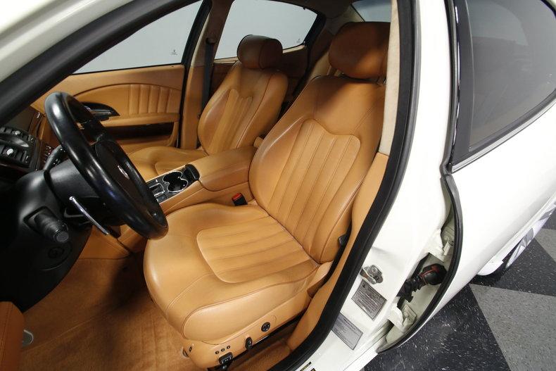 2007 Maserati Quattroporte Sport GT #41