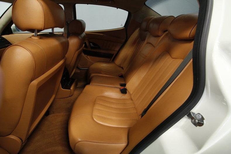 2007 Maserati Quattroporte Sport GT #42