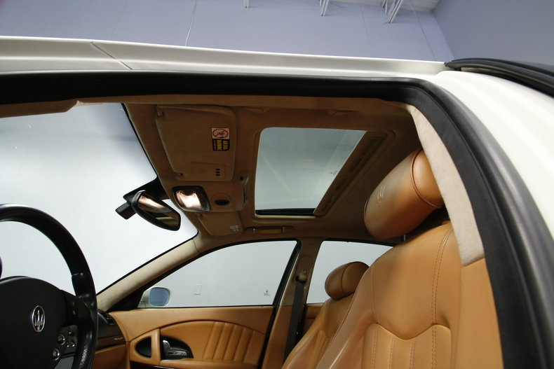 2007 Maserati Quattroporte Sport GT #57