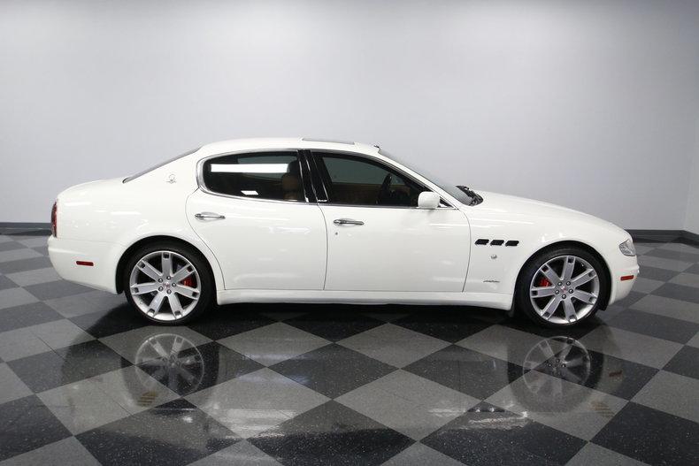 2007 Maserati Quattroporte Sport GT #20