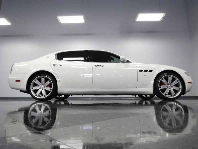 2007 Maserati Quattroporte Sport GT #21