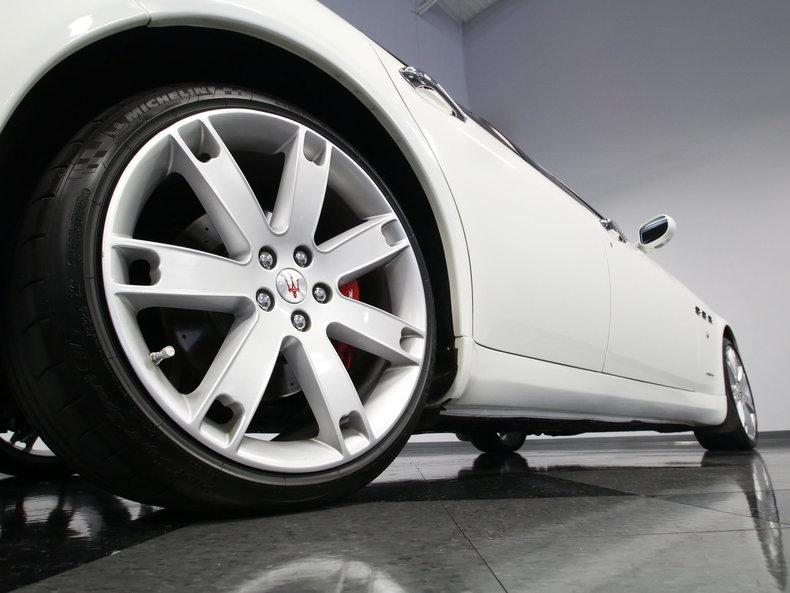 2007 Maserati Quattroporte Sport GT #19