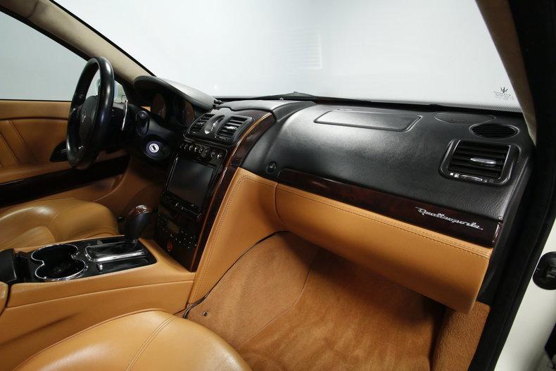 2007 Maserati Quattroporte Sport GT #46