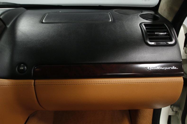 2007 Maserati Quattroporte Sport GT #48
