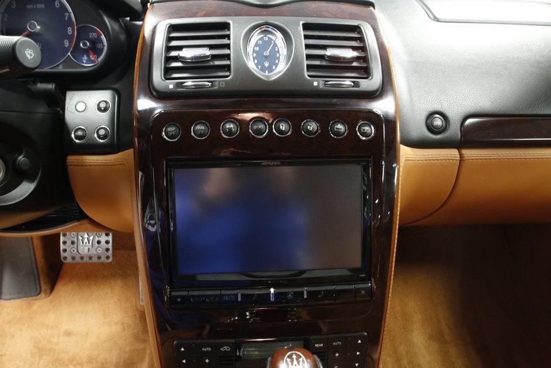 2007 Maserati Quattroporte Sport GT #39