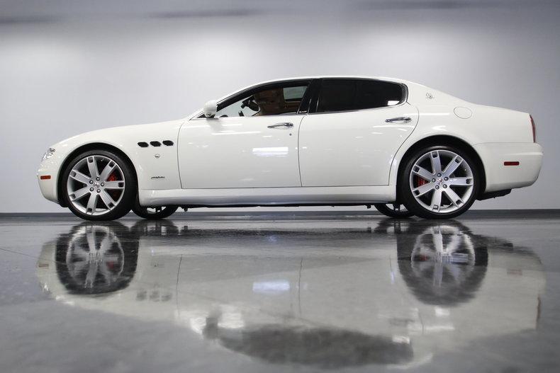 2007 Maserati Quattroporte Sport GT #9