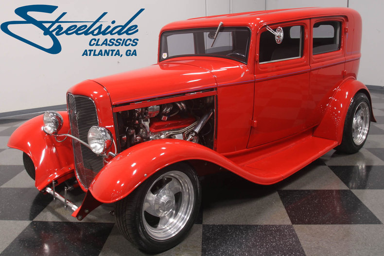 For Sale: 1932 Ford Sedan