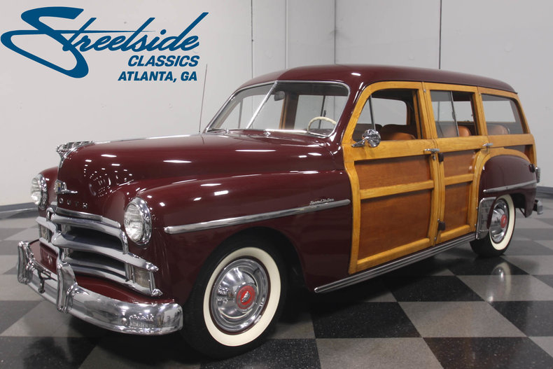 For Sale: 1950 Plymouth Special Deluxe