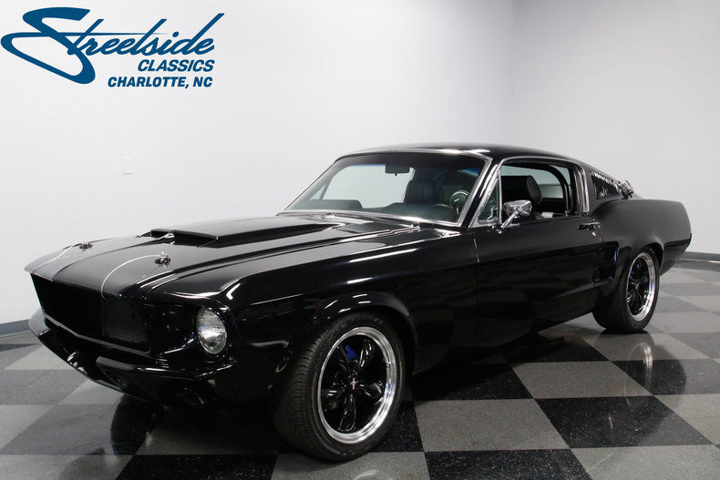 1967 Ford Mustang | Streetside Classics - The Nation's Trusted ...