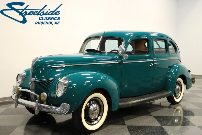 For Sale: 1940 Ford Sedan