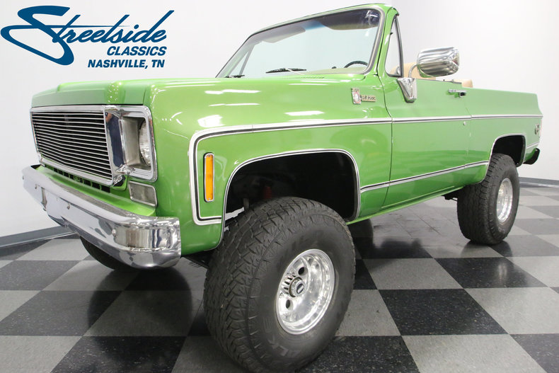 For Sale: 1975 Chevrolet K5