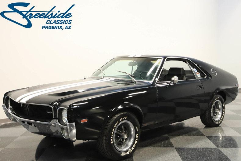 For Sale: 1969 AMC AMX