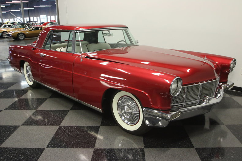 1956 lincoln continental my classic garage. Black Bedroom Furniture Sets. Home Design Ideas