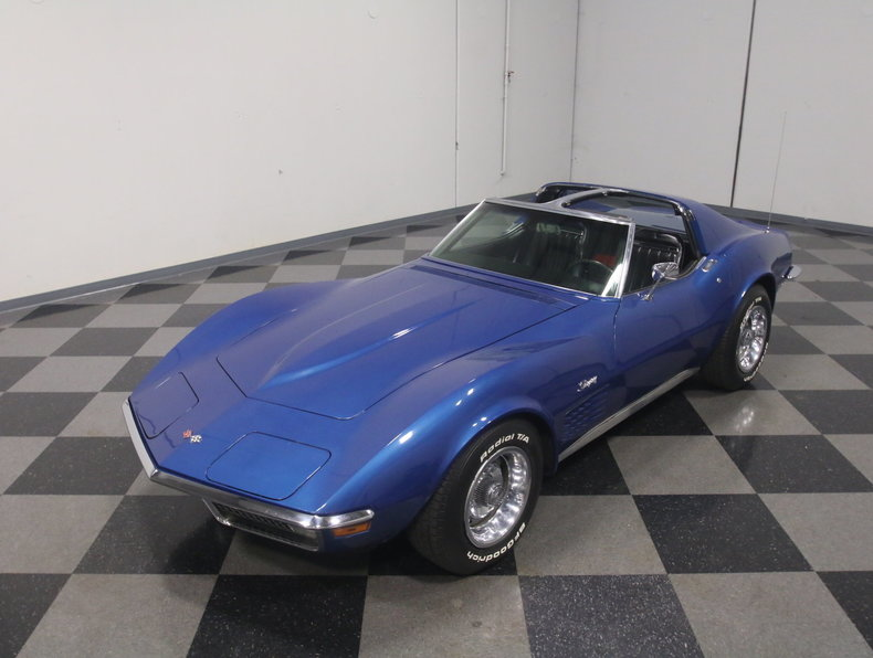 1970 Chevrolet Corvette #8