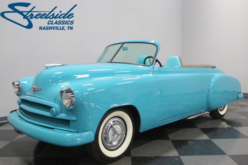 For Sale: 1949 Chevrolet Sedan