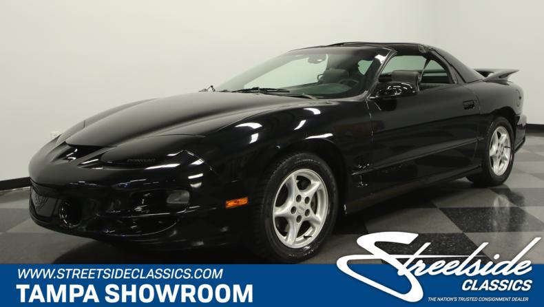 For Sale: 1998 Pontiac Firebird