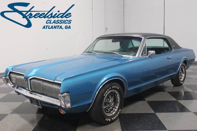 For Sale: 1967 Mercury Cougar
