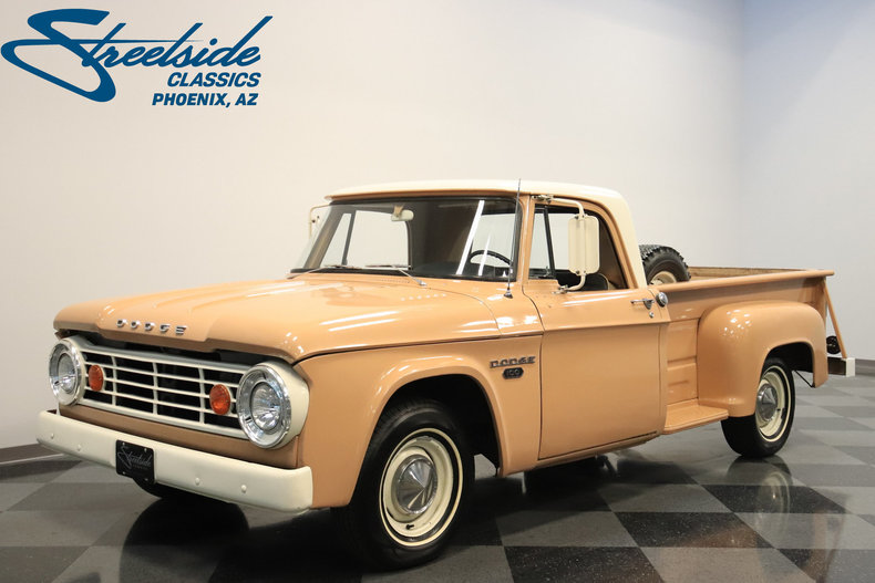 For Sale: 1967 Dodge D100