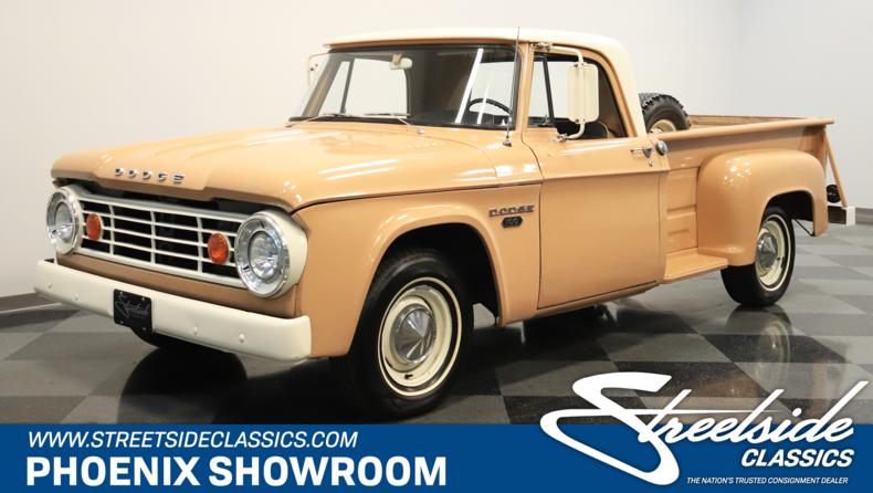 For Sale: 1967 Dodge D100