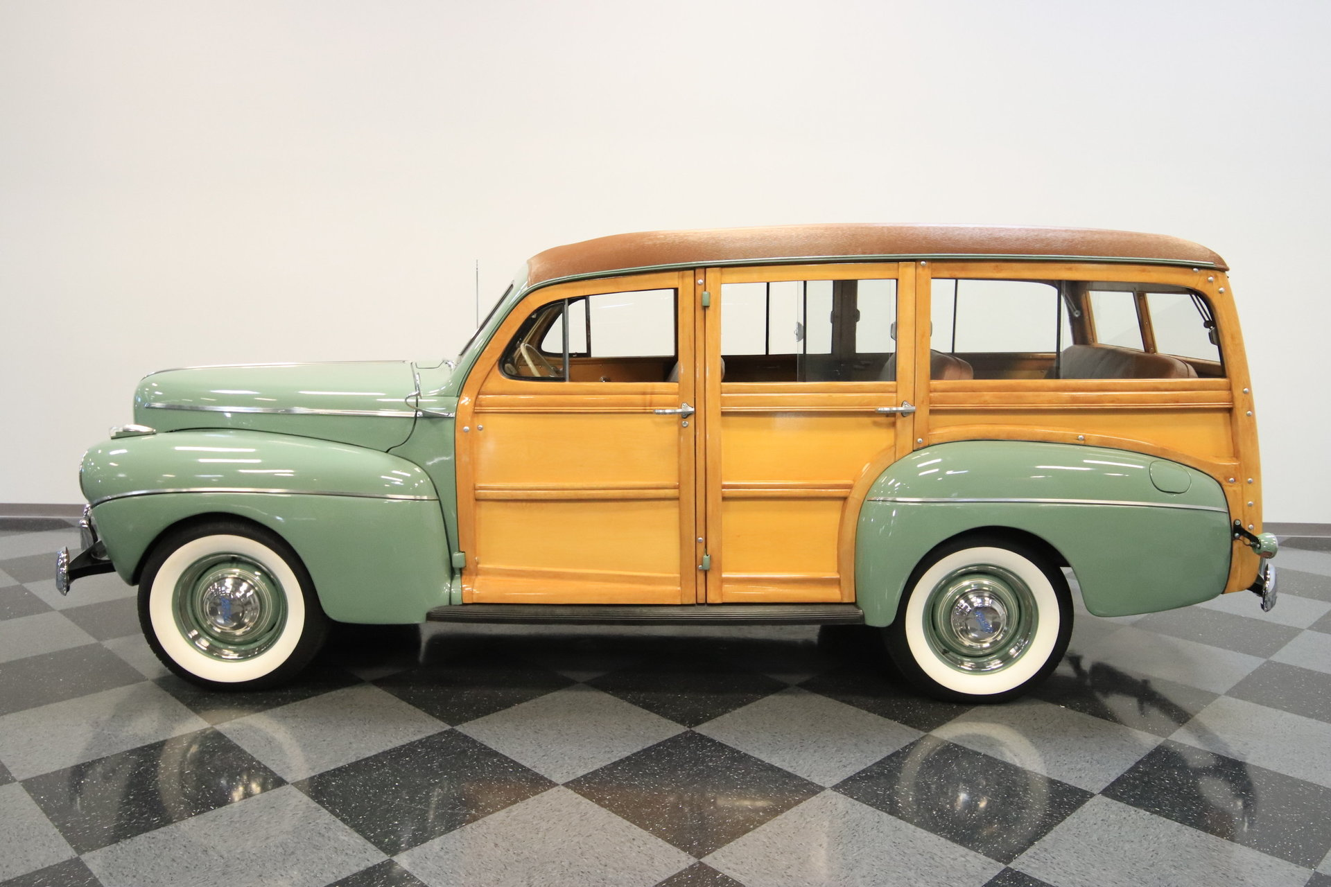 1941 Ford Woody Wagon Station Super Deluxe Berlin Motors 1920x1280