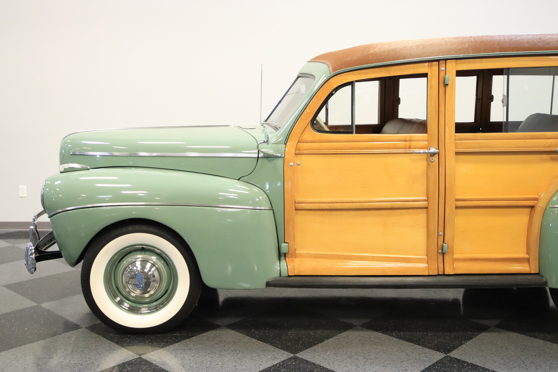 1941 Ford Super Deluxe Streetside Classics The Nations Trusted Chevy Station Wagon Show More Photos