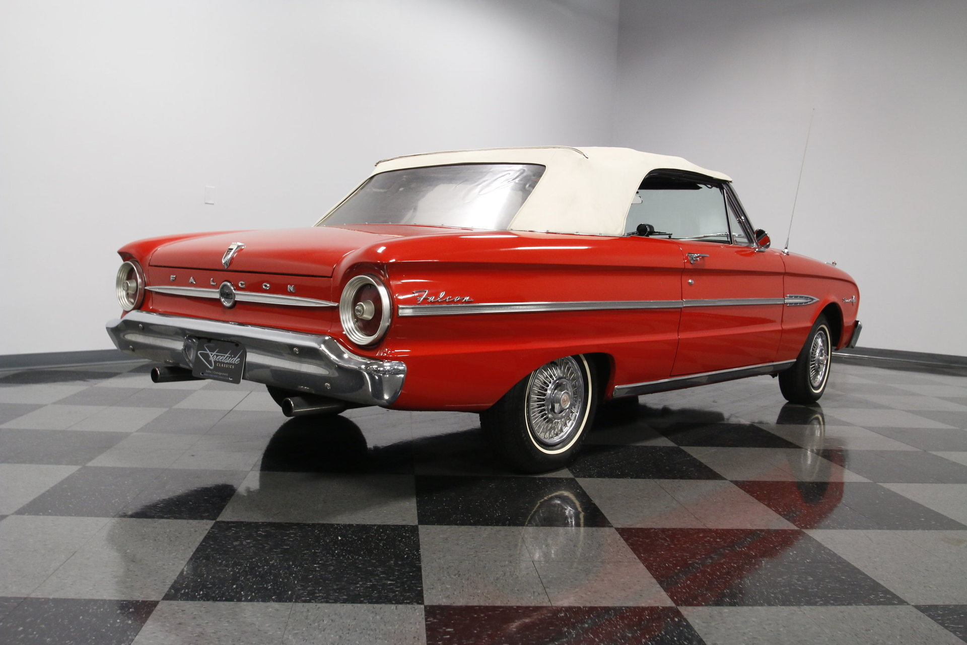 1963 Ford Falcon Streetside Classics The Nations Trusted 1964 Sprint Show More Photos
