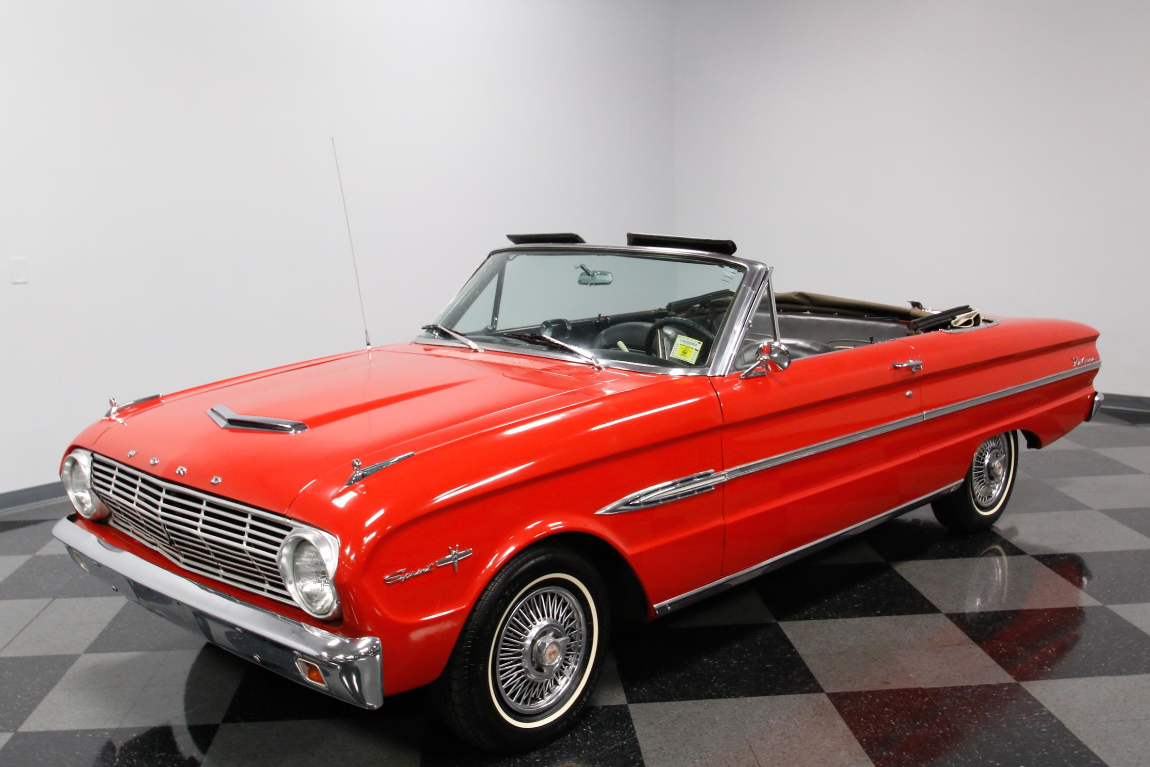 1963 Ford Falcon Sprint | eBay