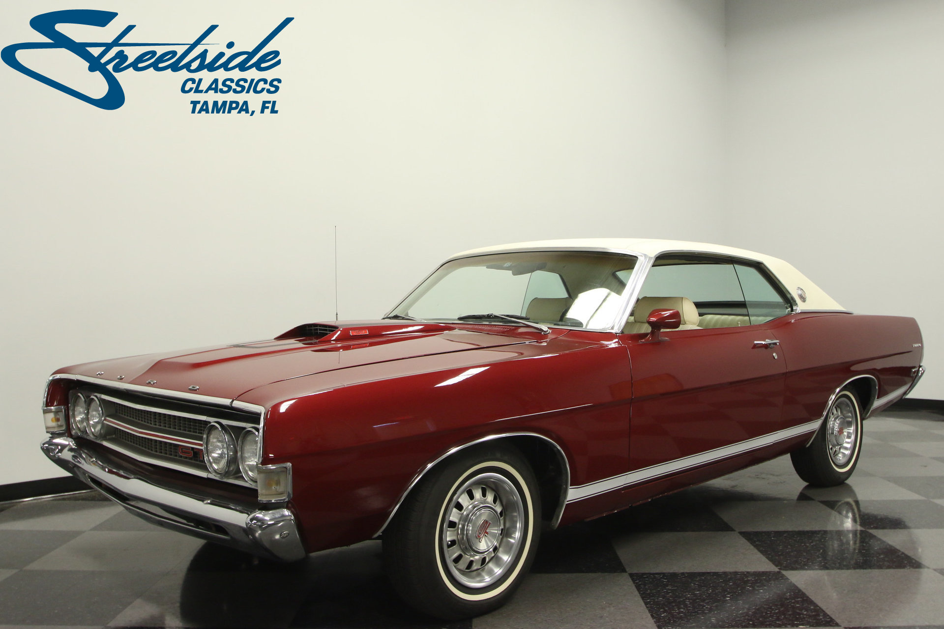 1969 Ford Torino Streetside Classics The Nations Trusted Gt Show More Photos