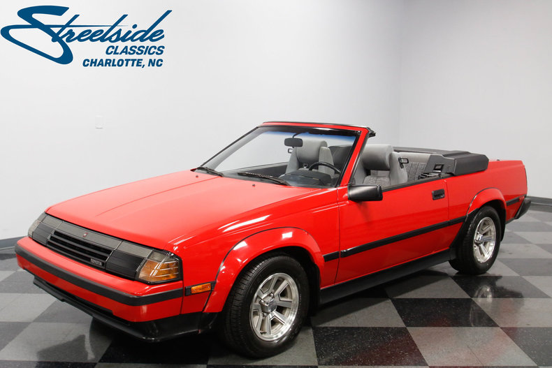 For Sale: 1985 Toyota Celica