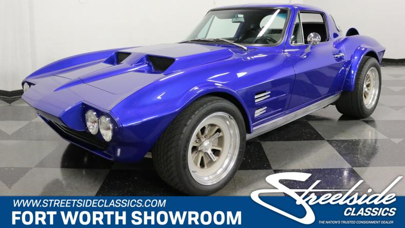 For Sale: 1966 Chevrolet Corvette