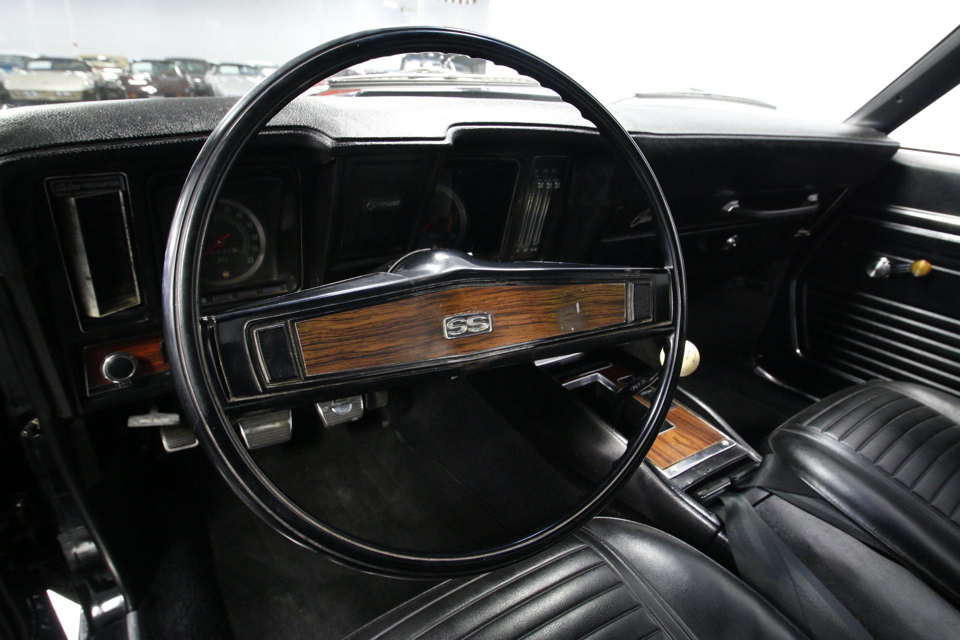 1969 Chevrolet Camaro   My Classic Garage