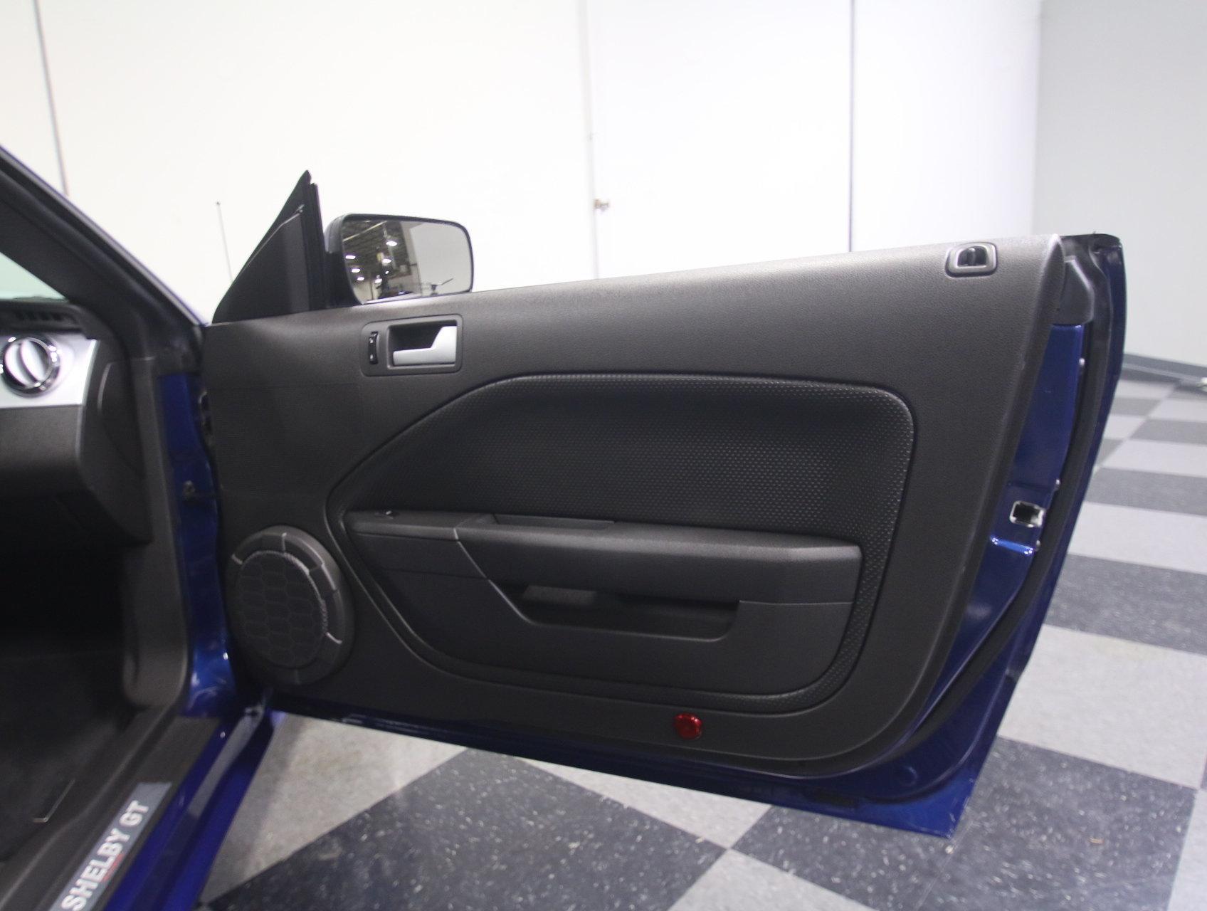 4006-ATL   2008 Ford Mustang Shelby GT   Streetside Classics