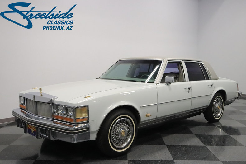 For Sale: 1979 Cadillac Seville