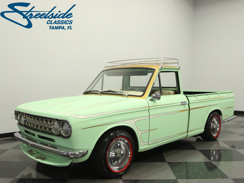 For Sale: 1972 Datsun 521 Pickup
